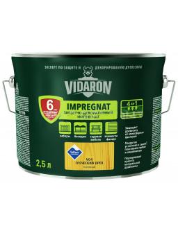 Видарон 2,5л импрегнат грецкий орех V04